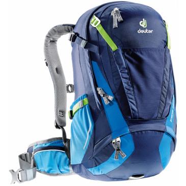 ecc98fddc70 Mochila Deuter Trans Alpine 30 - Azul