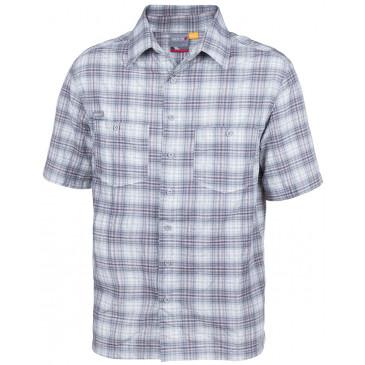 Camisa Xadrez Solo Manga Curta Masculina 426eba07dbb