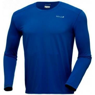 abcf1b9e3 Camiseta Ion UV (manga longa) Azul Escuro