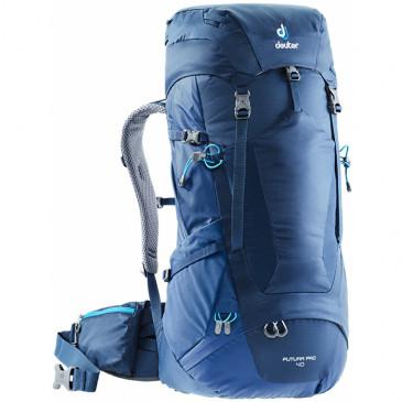 dc48e532f72 Mochila Deuter Futura Pro 40 - Azul