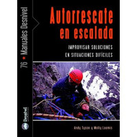 Livro Autorrescate en escalada