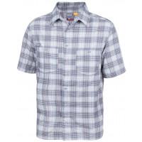 Camisa Xadrez Solo Manga Curta Masculina