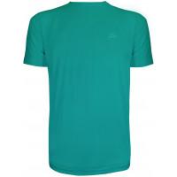 Camiseta Salomon Sonic UV Manga Curta Masculina Cinza Claro 90b7d7d22d0