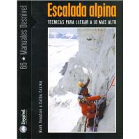 Livro Escalada Alpina - Técnicas para llegar a lo mas alto