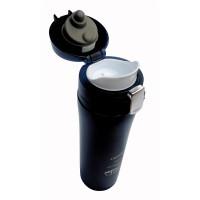 Garrafa térmica Sister Outdoor LiquidSafe Inox 430ml