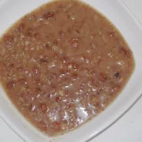 Feijão com carne e bacon liofilizado - Serve 2