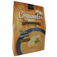 Sopa de Cogumelos Termo Selada Riviera Alimentos