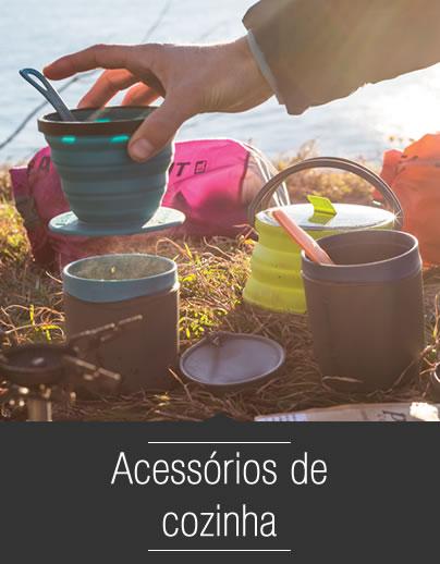 Acessórios para Cozinha e Camping