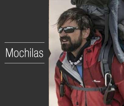 Mochilas é na Loja AltaMontanha